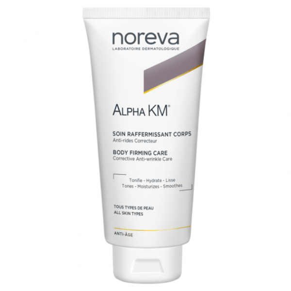 Noreva Alpha KM Body Firming Care 200ml