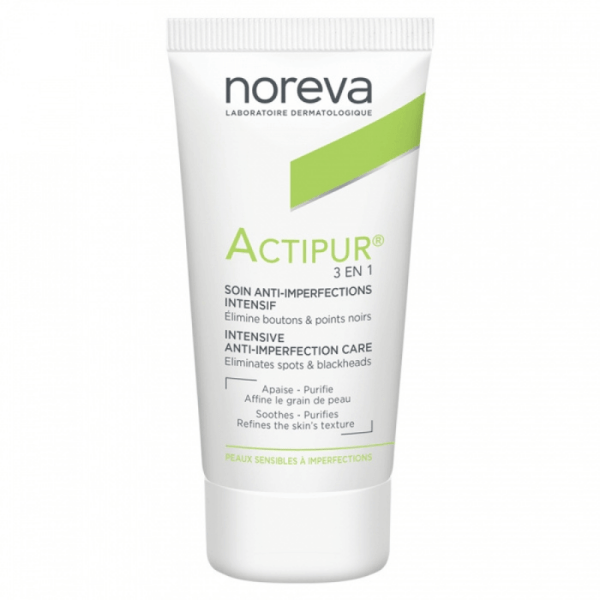 Noreva Actipur 3in1 Intensive Anti-Imperfection Care 30ml