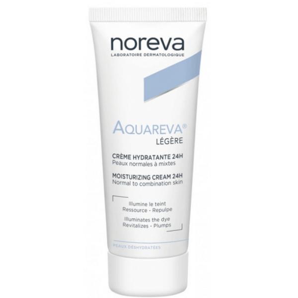 Noreva Aquareva Light Moisturizing Cream 40ml