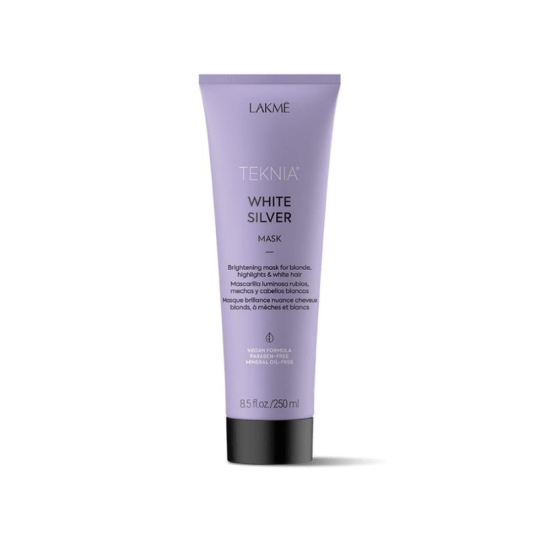 Lakme Teknia White Silver Mask 250ml