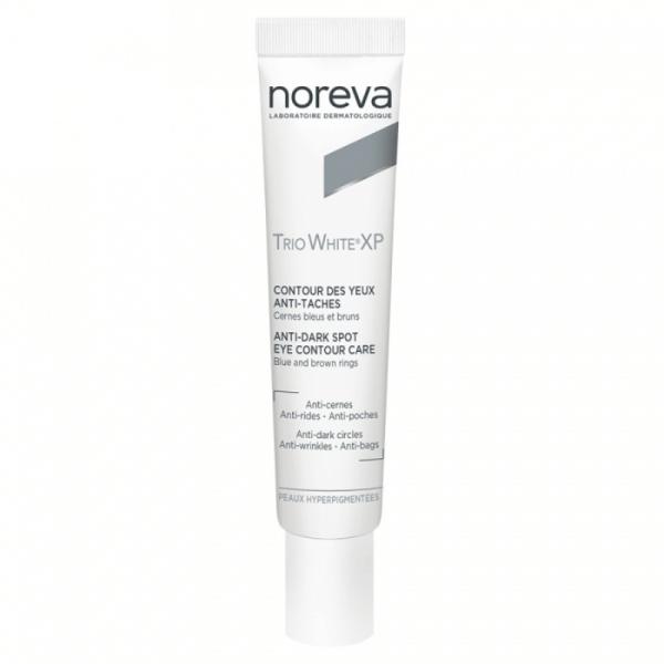 Noreva Trio White XP Anti-Dark Spot Eye Contour Care 10ml