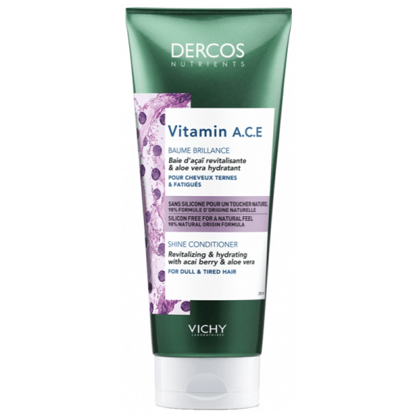 Dercos Vitamin A C E Shine Conditioner