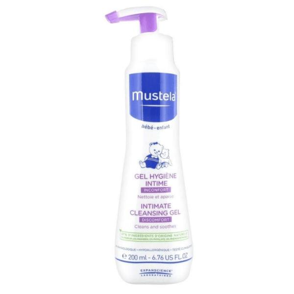 Mustela Intimate Cleansing Gel 200ml