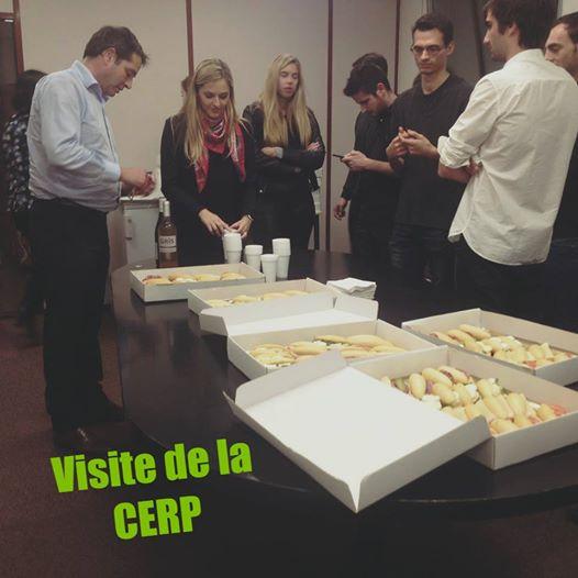 Visite de la CERP