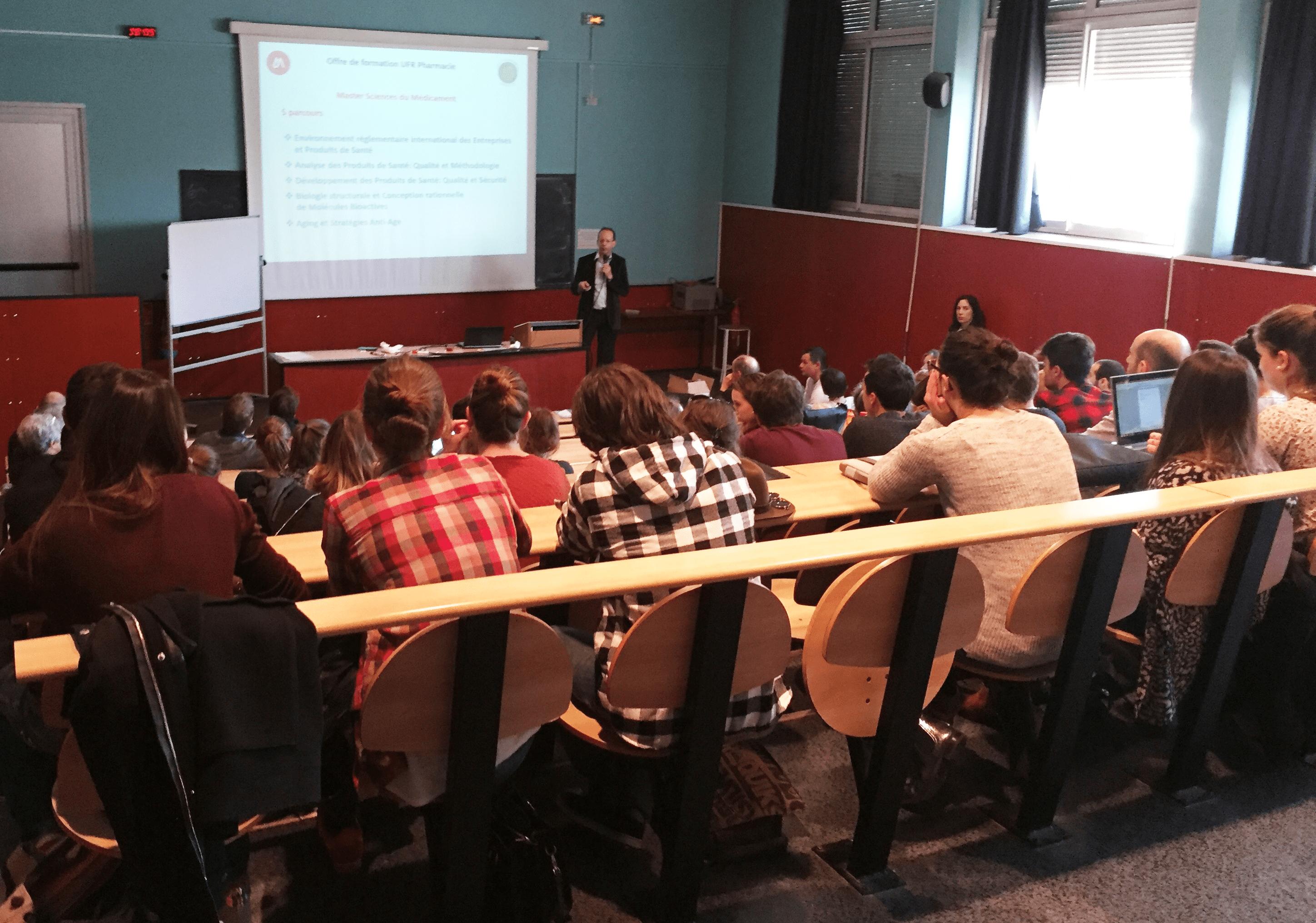 Conférence des Masters de Montpellier