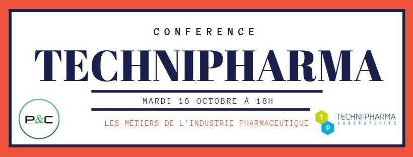 Conférence Technipharma