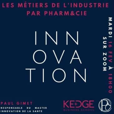 Conférence sur les métiers de l'Innovation