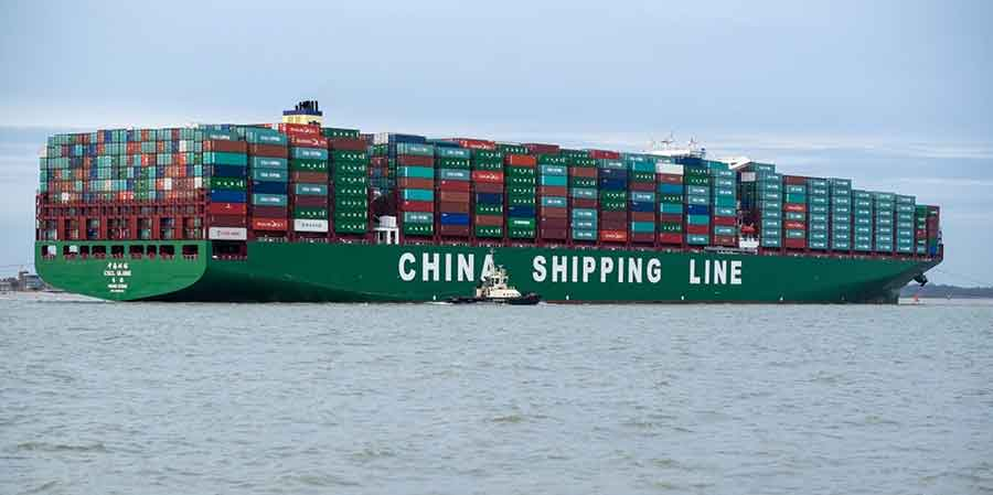 Pharmaceutical Machine Supplier in China: China Shipping Line