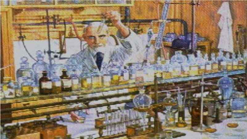 History of Pharmacy: The Development of Chemotherapy