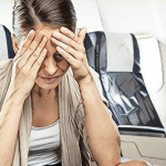 motion sickness in travellers