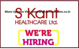 S Kant HEALTHCARE Ltd – Urgently Required for AMV / QA Documentation / Technology Transfer