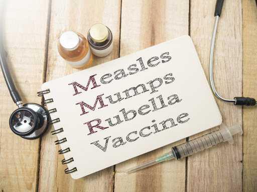 Measles, Mumps and Rubella  (MMR)