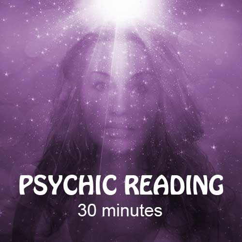 30 minute Psychic Reading