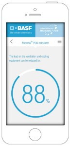 Micronal® PCM app
