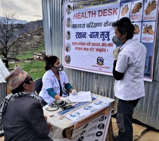PHASE Nepal's response on COVID-19.