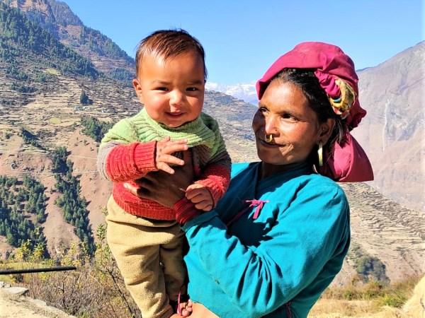 Saving mothers and newborns in winter
