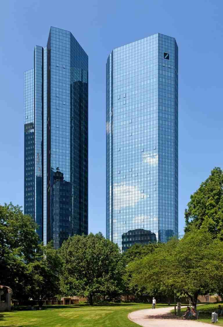 Deutsche Bank Taunusanlage 1