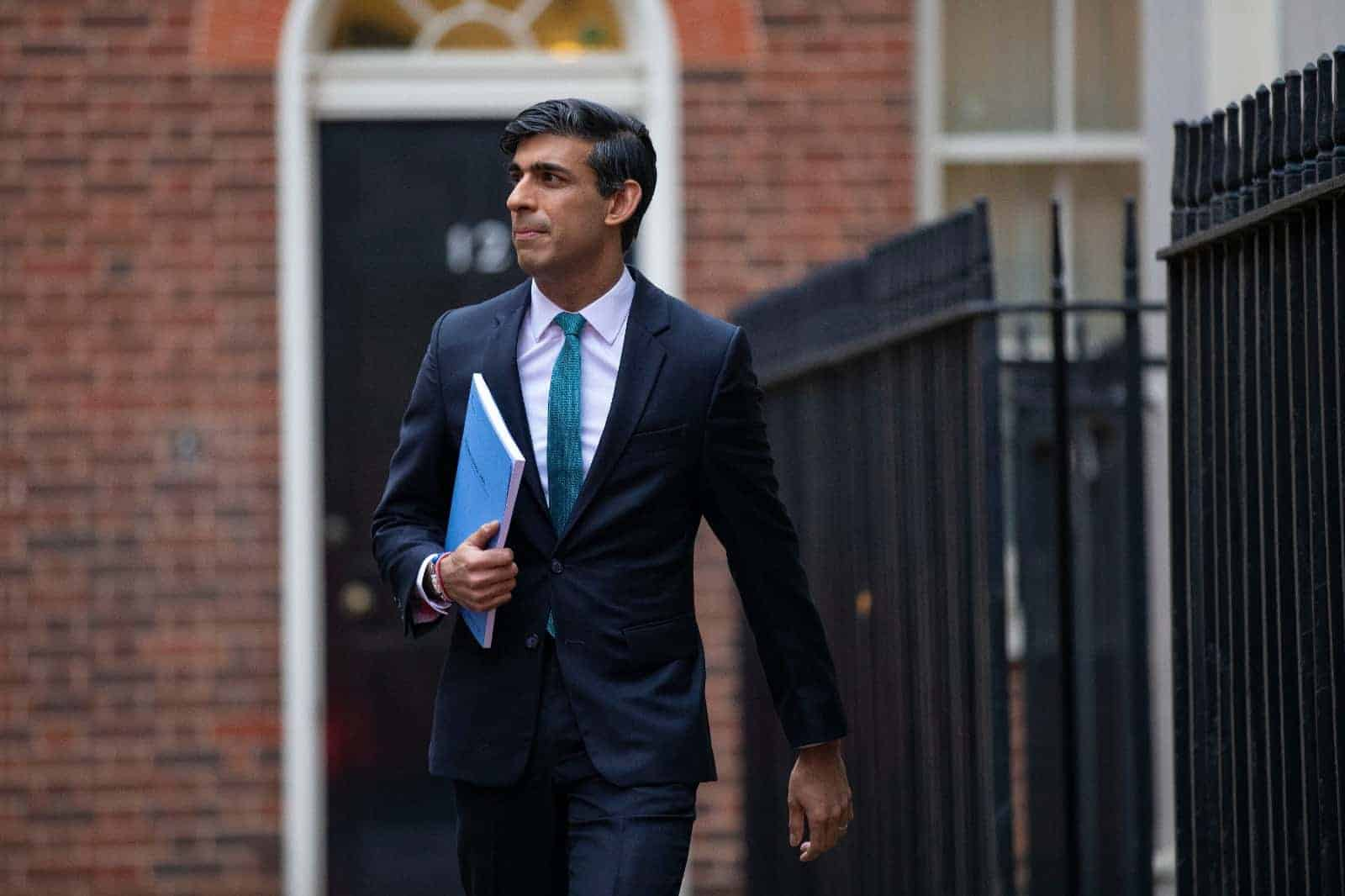 Rishi Sunak Spending Review 2020