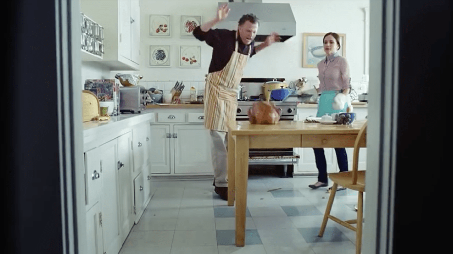 oscar mayer thanksgiving commercial footnotes phat phoodies