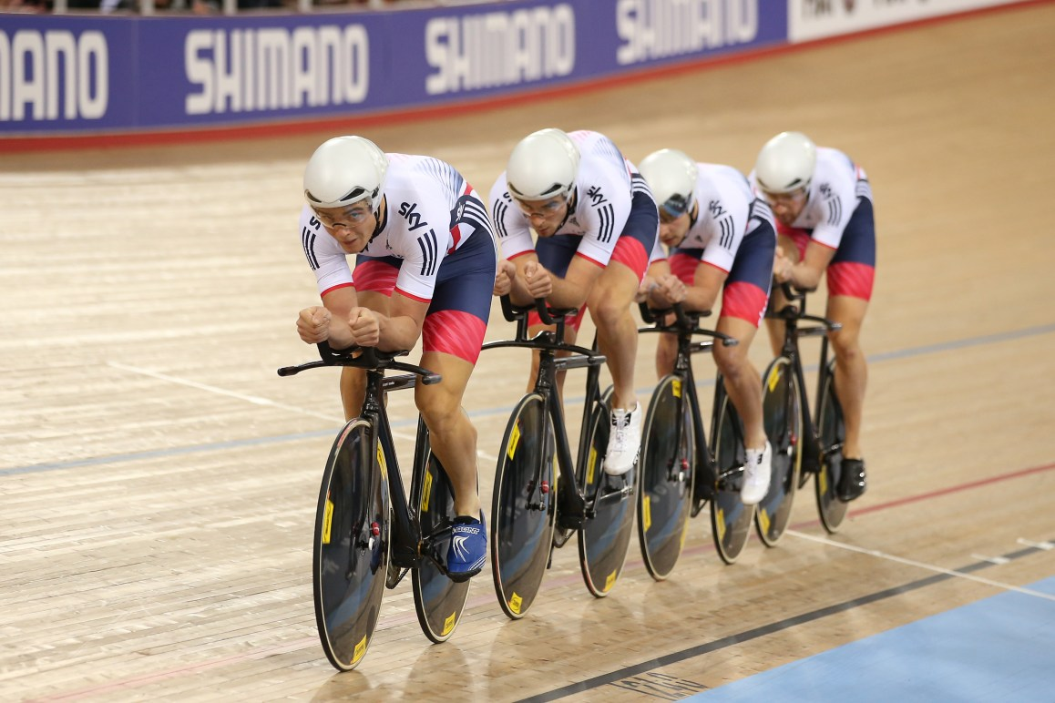 2016 UCI Track Cycling World Championships