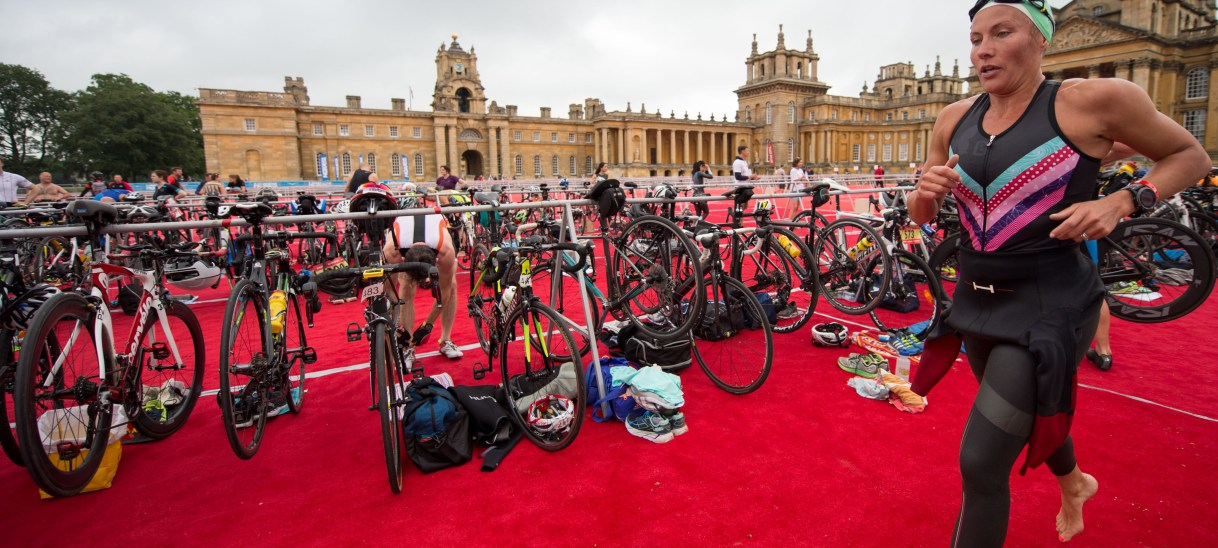 Choosing Your First Triathlon