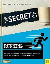 "Cover of ""The Secret of Running book"""