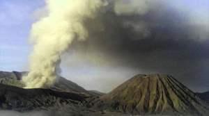abu vulkanik bromo