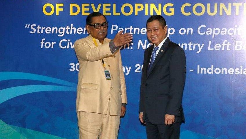 Lobi 32 Menteri, Indonesia Galang Dukungan untuk Posisi Anggota Dewan ICAO
