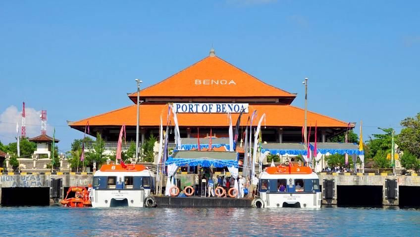 Pelabuhan Benoa Berbenah Demi Dukung Tol Laut