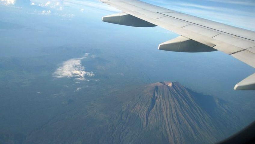 Antisipasi Letusan Gunung Agung, Kemenhub Siapkan 10 Bandara untuk Pengalihan Penerbangan