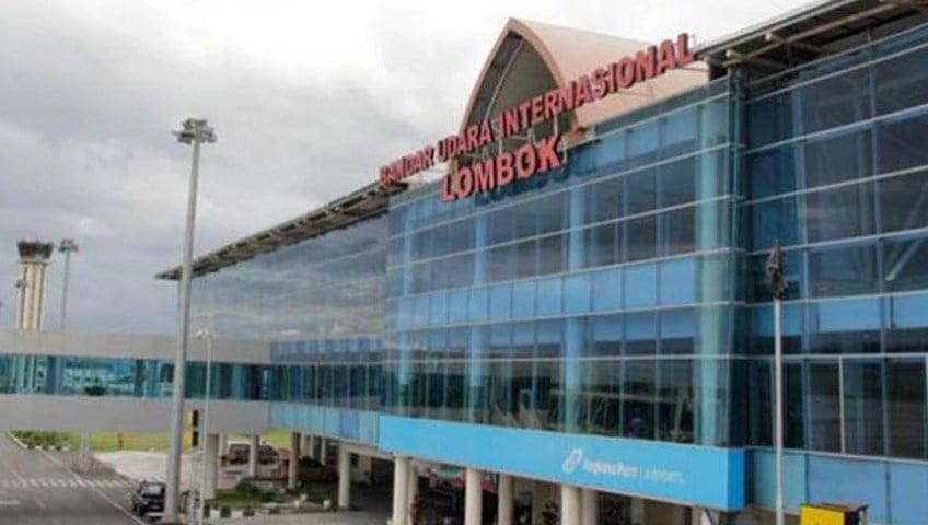 Pasca Gempa, Bandara Internasional Lombok Dibuka Kembali