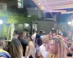 Blackdoor nightclub