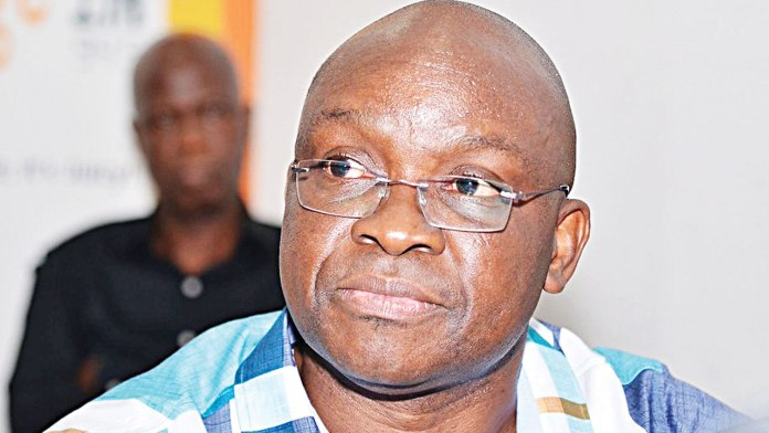 ekiti pdp accuses fayose of selling secretariat