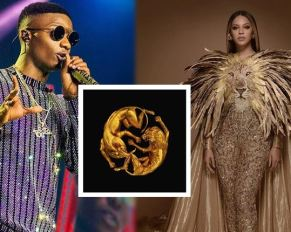 fans applaud wizkids fabulous effort on beyonces new album track brown skin girl