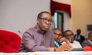 i owe no one apology for appointing my daughter as aide – gov okowa