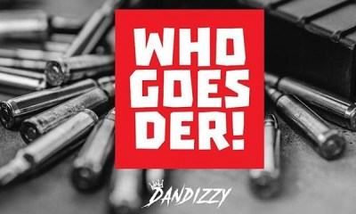 DanDizzy Who Goes Der Artwork
