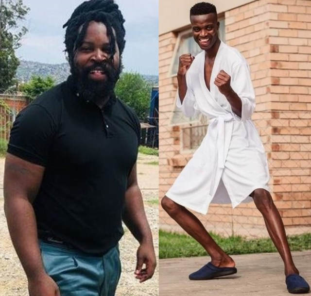 king monada challenges big zulu to a fight big zulu responds
