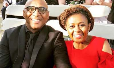 drama basetsana kumalo under serious stress hubby romeo in sex scandal with top gay celebrity