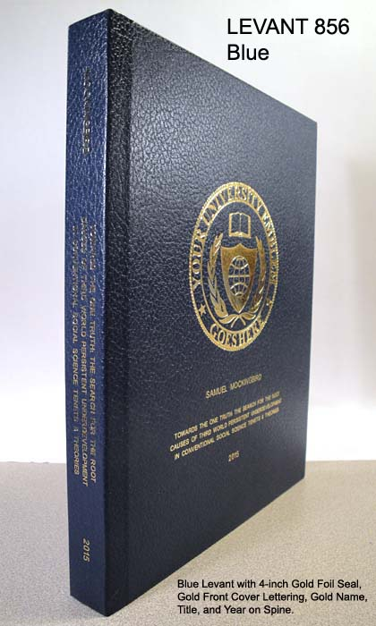 fabric hard cover binding services phd book binding