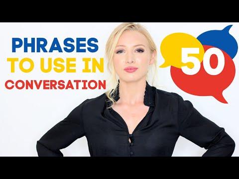 50 common english phrase verbs