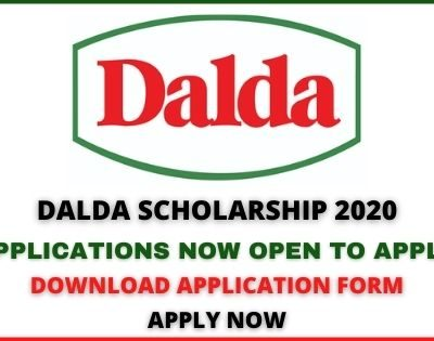 DALDA Foundation Scholarship