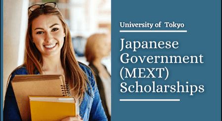 MEXT Scholarships 2021