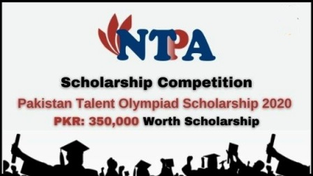 Pakistan Talent Olympiad Scholarship 2020
