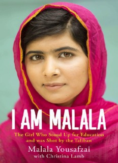 The Story of the Girl Who Stood Up for Education