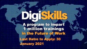 DigiSkills Training Program 2021