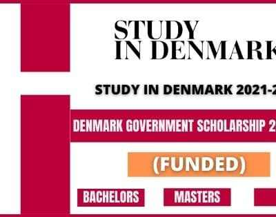 Denmark Government Scholarships 2022