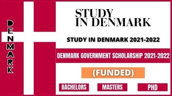 Denmark Government Scholarships 2022