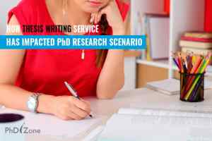 Thesis Writing Service, PhD Research