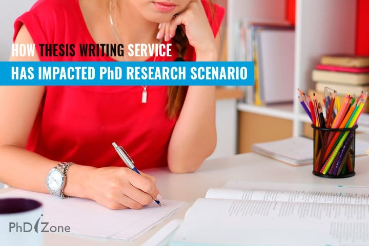 thesis writing services in india