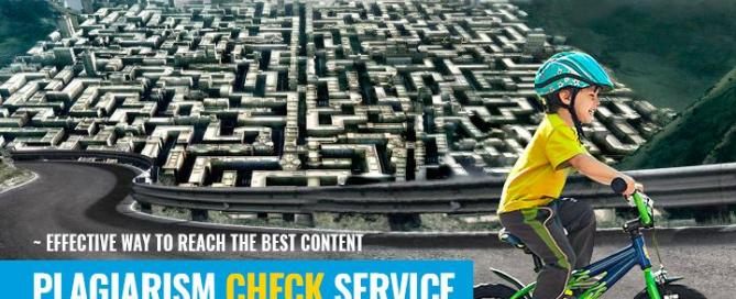 Phdizone plagiarism check service